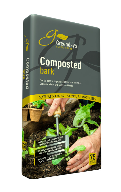 Composted Bark